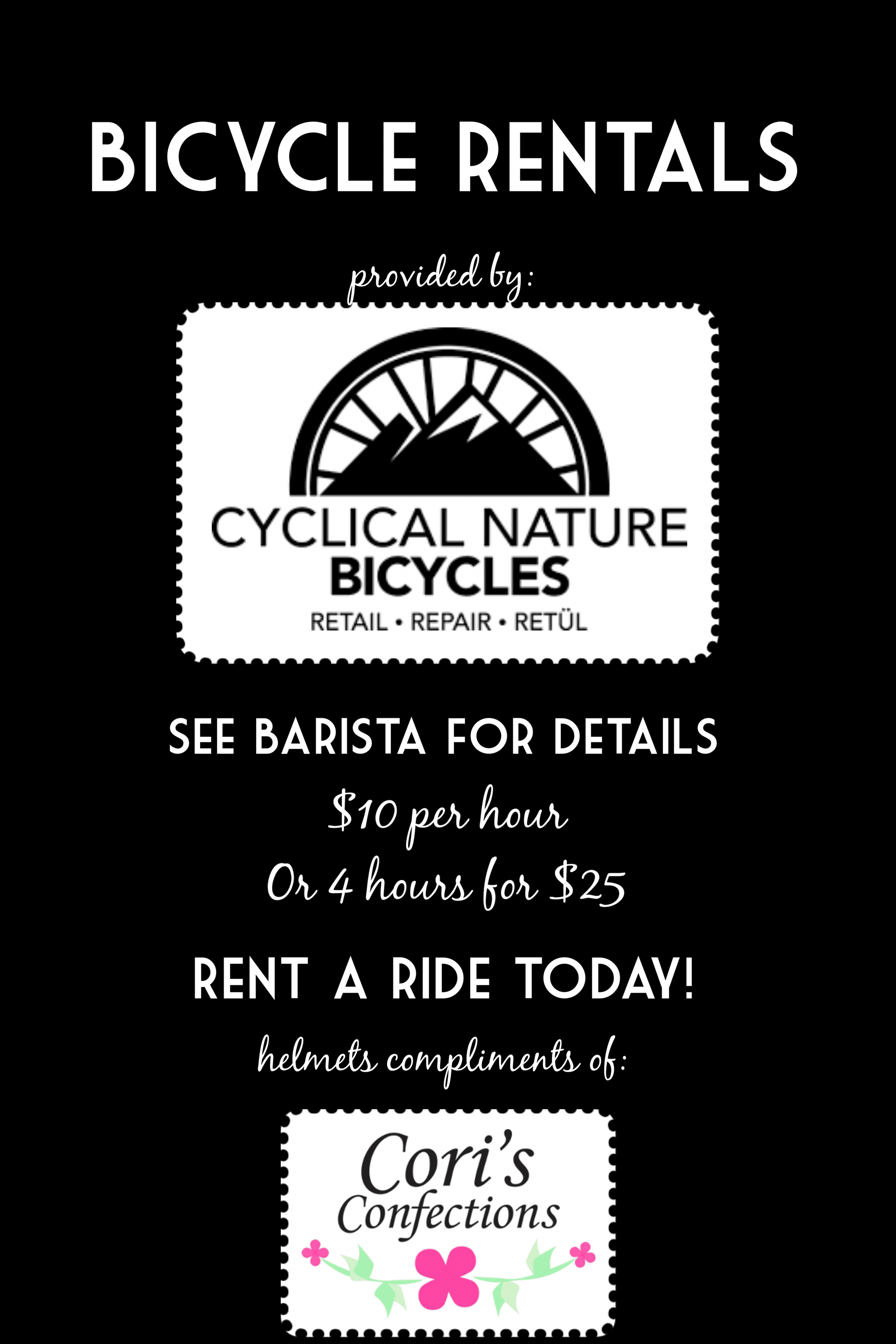 local bike rental hilliard ohio